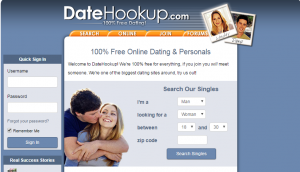 delete datehookup account